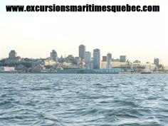 EMQ vous offre la possibilité de regarder la magnifique ville de Québec à partir du fleuve St-Laurent.     EMQ offers to you the opportunity to look at Quebec city from the Ste-Lawrence River.