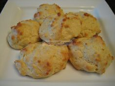 Fluffy Low Carb Biscuits from Buttoni's Low Carb