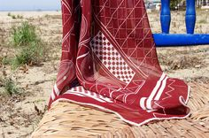 Scarves inspired from ancient Greece from the new collection KYANOS by Lacrimosa Design.   www.lacrimosadesign.com Greek Pattern, Ancient Greece, Apron, Scarves, Pouch, Pillows, Inspired, Sneakers, Bags