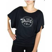 Ladies linedance T-shirt with cowboy hat Dance Wear, Cowboy Hats, Dancer, That Look, Lady, Mens Tops, How To Wear, Fashion, Jackets