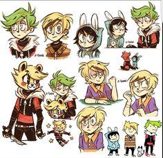 KnT doodles   Z-Doodler   Z-T00N