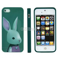 $2.75 Cute Green Squirrel Cell Phone Case Cover Skin Bag Accessory for Iphone 5