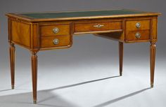 French Louis XVI Writing Desk
