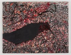 Mark Bradford, Dead Hummingbird, 2015 Mixed media on canvas. 84 x 108 in. x cm). Courtesy of the artist and Hauser & Wirth. Photo by Joshua White. Institute Of Contemporary Art, Museum Of Modern Art, African American Artist, American Artists, Black Philosophers, Rose Art Museum, Mark Bradford, Los Angeles Museum, San Francisco Museums