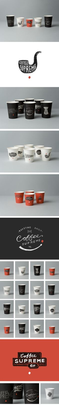 New images of our packaging work for Coffee Supreme NZ & AUS. Coffee Shop Branding, Coffee Shop Logo, Cafe Branding, Cafe Logo, Restaurant Branding, Coffee Packaging, Brand Packaging, Packaging Design, Branding Design