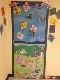 "Wow! Check out this abundance of ""poetry doors"" inspired by WACKY, WILD, AND WONDERFUL!"