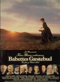 Babette's Feast - a beautiful, beautiful film with many layers.