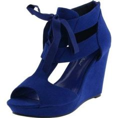 #I need a cute pair of blue shoes.