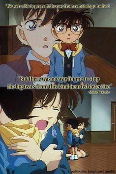Conan/Shinichi and Ran