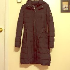 Abercrombie and Fitch Puffer Coat Great condition! Abercrombie & Fitch Jackets & Coats Puffers