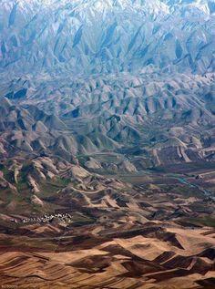 Çiyayên Zagrosê (Zagros Mountains), Kurdistan