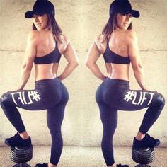 Fashion Workout Leggings Sexy Printing Fitness High Waist Stretchy gym