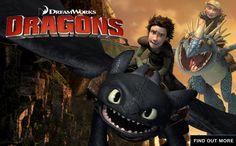 Na ilha de Berk, os vikings dedicam a vida a combater e matar dragões. Soluço (Jay Baruchel), filho do chefe Stoico (Gerard Butler), não é diferente. Ele sonha em matar um dragão e provar seu valor ao pai, apesar da descrença geral. (Como Treinar o Seu Dragão - DreamWorks Animation)