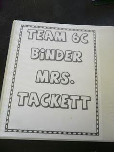 Teach Bake Love: Middle School Management