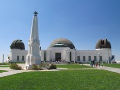 Griffith Observatory, Los Angeles California