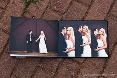 Sample Wedding Photobook 004