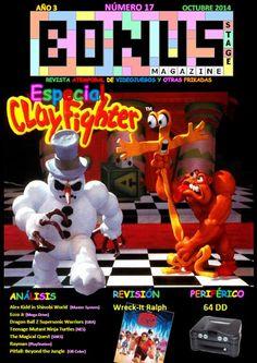Disponible la Publicación nº17 de la revista: Bonus Stage Magazine | Commodore Spain