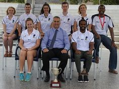 Bond University is once again home to the prestigious Doug Ellis trophy, after the Bond Bullsharks were crowned the per capita champions for the second year running at the recent Australian University Games (AUG) in Sydney.