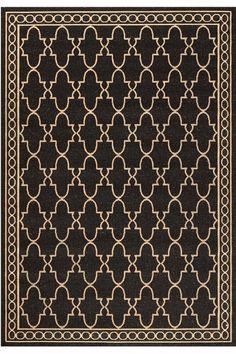 indoor/outdoor rug....living room, dining room, kitchen