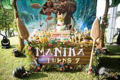 Moana Birthday Party Ideas | Photo 5 of 57