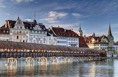 Luzern, Switzerland -- I've been here!