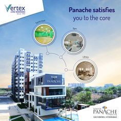 With world class amenities, careful designs and planning in it's gated community, Panache satisfies you to the core. Real Estate Advertising, Real Estate Ads, Real Estate Flyers, Real Estate Marketing, Creative Poster Design, Ads Creative, Hotel Ads, Manhattan Hotels, Colour Architecture