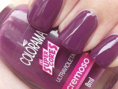 Ultravioleta - Colorama #nails