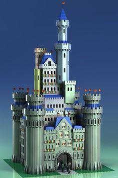 Lego Palace by JeremyMallin