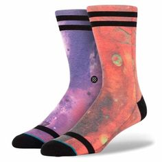 Stance Socks Men's Submarine Socks Large Multi // $17.99