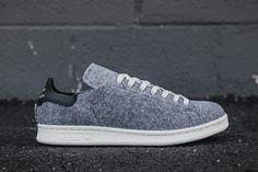 "adidas Stan Smith PC ""Grey Wool"" - EU Kicks Sneaker Magazine"