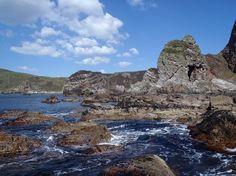 Beach on the Oa, Isle of Islay, Scotland