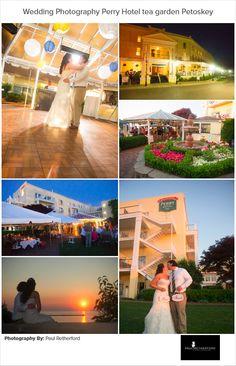 Perry Hotel rose garden Wedding Reception Photography Petoskey, Michigan photo #PerryHotel #NorthernMichigan #Wedding #Petoskey