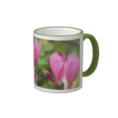 Bleeding Hearts MOM Mug