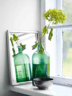 Green is beauty - basta!
