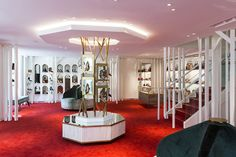 Christian Louboutin store by Household Toronto Canada