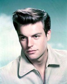 Nice hair, Robert Wagner...