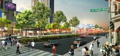 Shake Shack Part of $100 Million Mega MGM Park - Coming Attractions - Eater Vegas