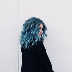 I love how it's really light in some places but not green like mine, lol