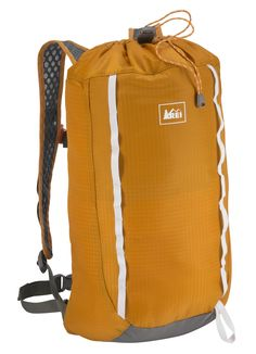 Best lil' bag ever! I need another one. REI Flash 18 Pack at REI.com