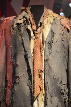 Torn, Tattered Clothes