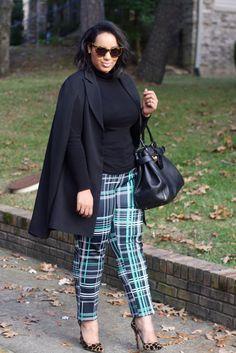 Plus Size Fashion for Women - Plus Size Work Outfit - Plus Size Work Wear - #plus #size