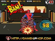 Spiderman needs your help to fight crime and protect the city! Come quick! Spiderman needs your help! http://webspidermangames.com/