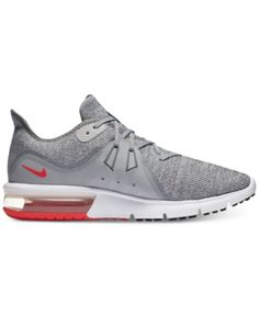 info for af09a 56928 Men s Air Max Sequent 3 Running Sneakers from Finish Line