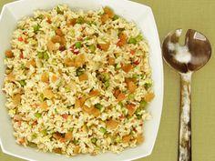 Rice Pilaf Recipe : Alton Brown : Recipes : Food Network