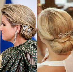 Hair of the Queen ❤ Haar van de Koningin ❤