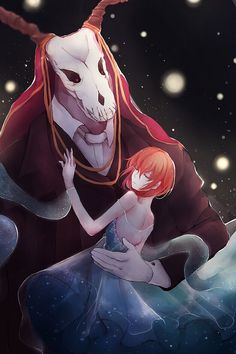 Chise and Elias | Ancient Magus Bride