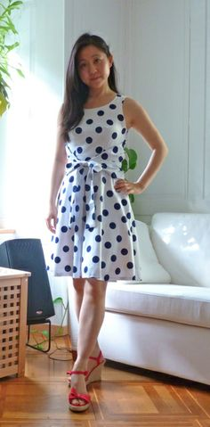 A very pretty dress