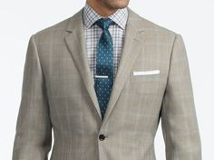 Kenneth--fall taupe suit - Google Search