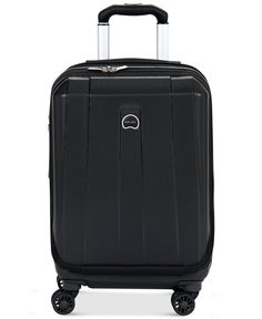 Delsey Helium Shadow 3.0 21 Carry-On Expandable Hardside Spinner Suitcase, In Blue, a Macy's Exclusive Color - All Luggage - Luggage & Backpacks - Macy's
