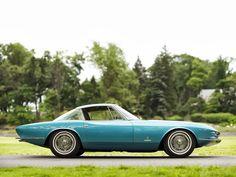 1963 Corvette - Pininfarina Rondine Concept